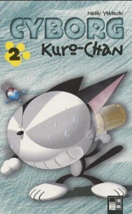 Cyborg Kuro-Chan. Bd.2