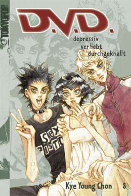 D.V.D.. Depressiv. Verliebt. Durchgeknallt 08