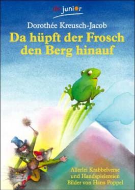 Da hüpft der Frosch den Berg hinauf