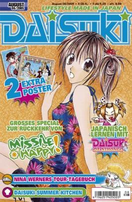 Daisuki. Bd.08/2005