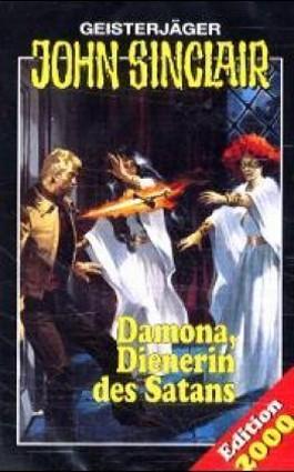 Damona, Dienerin des Satans