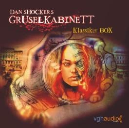 Dan Shockers Gruselkabinett, Klassiker Box
