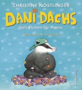 Dani Dachs holt Blumen für Mama