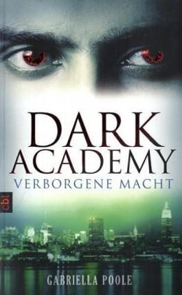 Dark Academy - Verborgene Macht