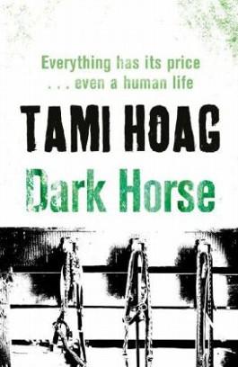 Dark Horse. Schattenpferd, englische Ausgabe
