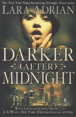 Darker After Midnight. Erwählte der Ewigkeit, englische Ausgabe