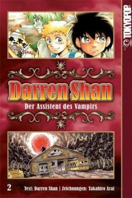 Darren Shan: Der Assistent des Vampirs