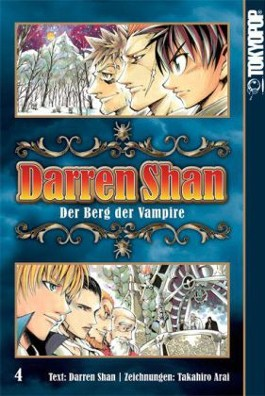 Darren Shan: Der Berg der Vampire