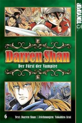 Darren Shan: Der Fürst der Vampire