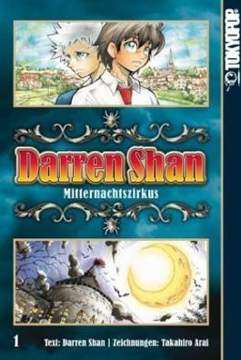 Darren Shan: Mitternachtszirkus