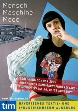 Das Bayerische Textil- und IndustrieMuseum (tim) in Augsburg