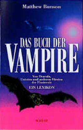 Das Buch der Vampire