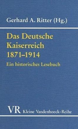 Das Deutsche Kaiserreich 1871-1914