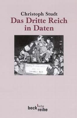 Das Dritte Reich in Daten
