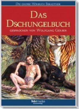 Das Dschungelbuch, Audio-CD
