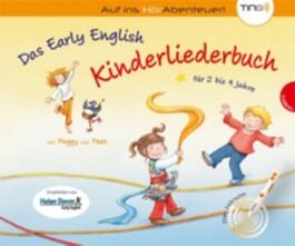 Das Early English Kinderliederbuch (Ting)