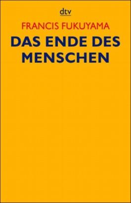 Das Ende des Menschen