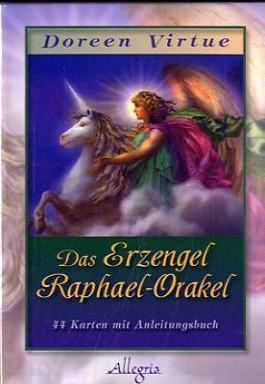 Das Erzengel Raphael-Orakel (Kartendeck)