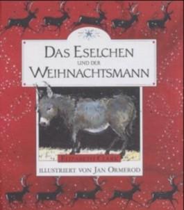 Das Eselchen und der Weihnachtsmann