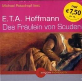 Das Fräulein von Scuderi, 2 Audio-CDs