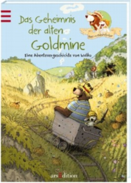 Hase und Holunderbär - Das Geheimnis der alten Goldmine