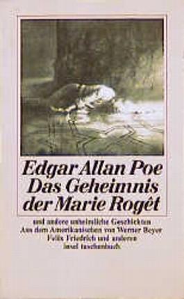 Das Geheimnis der Marie Roget und andere Erzählungen