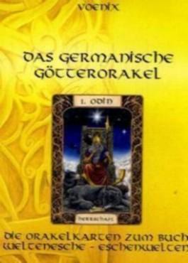 Das germanische Götterorakel, Orakelkarten