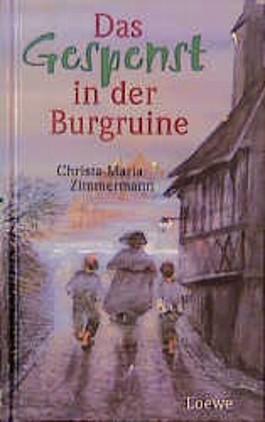 Das Gespenst in der Burgruine