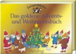 Das goldene Advents- und Weihnachtsbuch