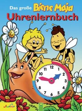 Das große Biene Maja Uhrenlernbuch