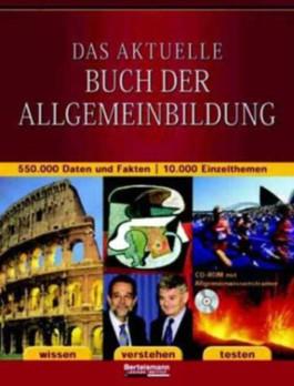 Das große Buch der Allgemeinbildung, m. CD-ROM