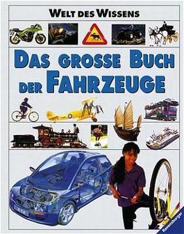 Das große Buch der Fahrzeuge