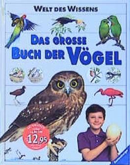 Das grosse Buch der Vögel