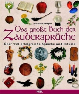 Das große Buch der Zaubersprüche