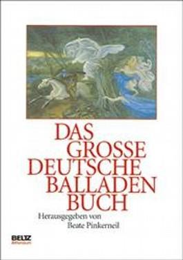 Das große deutsche Balladenbuch