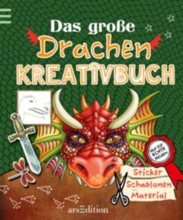 Das große Drachen-Kreativbuch