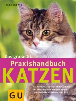 Das grosse GU Praxishandbuch Katzen