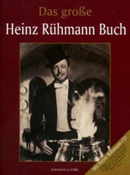 Das große Heinz Rühmann Buch, m. Audio-CD
