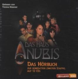 Das Haus Anubis, 12 Audio-CDs