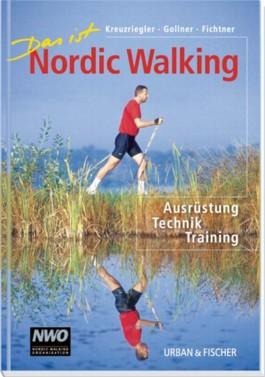 Das ist Nordic Walking