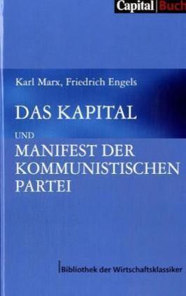Das Kapital und Manifest der kommunistischen Partei
