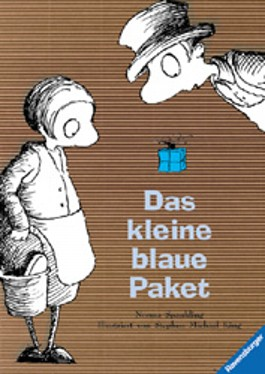 Das kleine blaue Paket
