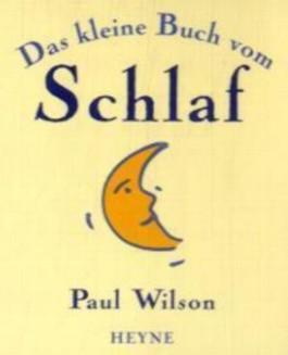 Das kleine Buch vom Schlaf