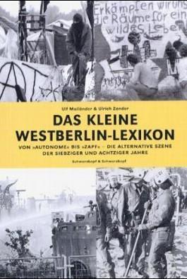 Das kleine Westberlin-Lexikon