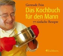 Das Kochbuch für den Mann