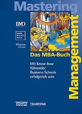 Das MBA-Buch, Mastering Management