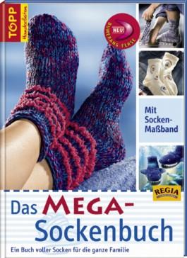 Das MEGA-Sockenbuch