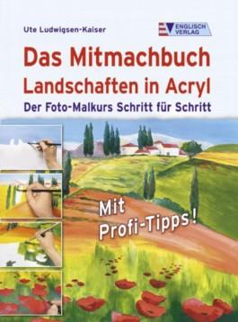 Das Mitmachbuch - Landschaften in Acryl