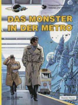Das Monster in der Metro