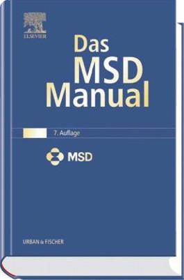 Das MSD Manual der Diagnostik und Therapie